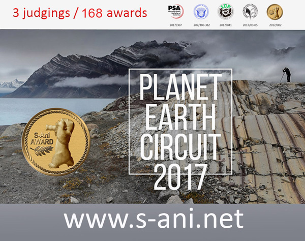 PLANET EARTH PHOTO CIRCUIT-2017