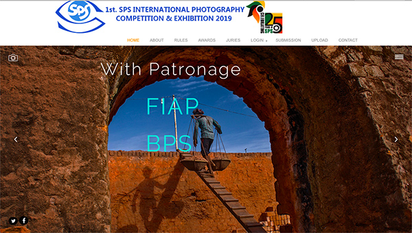 1st. SPS International Photography Competition and Exhibition 2019