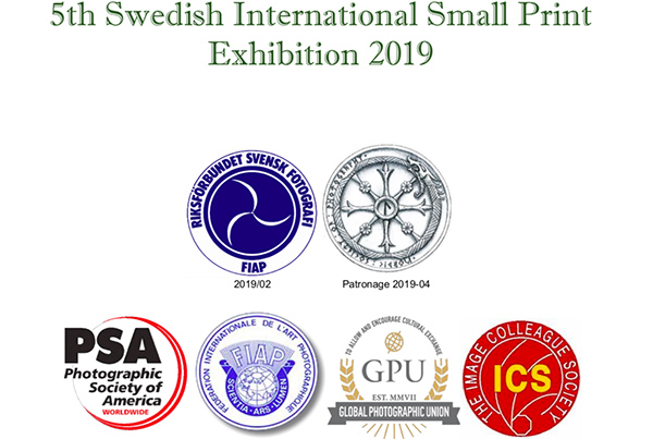 5th Swedish International Small Print Exhibition 2019