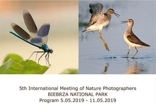 5th International Meeting of the Nature Photographers